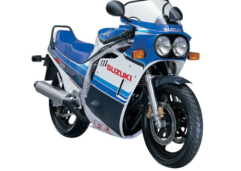 Suzuki GSX-R750 1985 Specifications