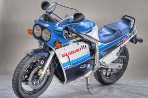 Suzuki GSX-R 750 1985