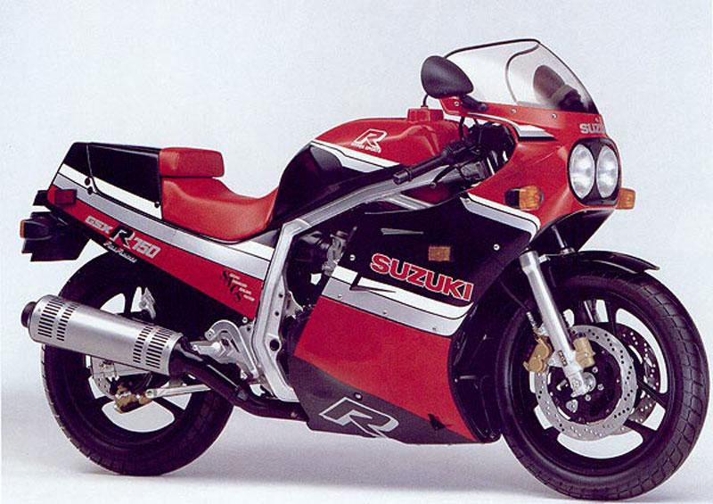 Suzuki GSX-R 750 1986 Datasheet | Suzuki motorcycles news ...