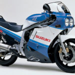 Suzuki GSX-R750 1987 Specifications