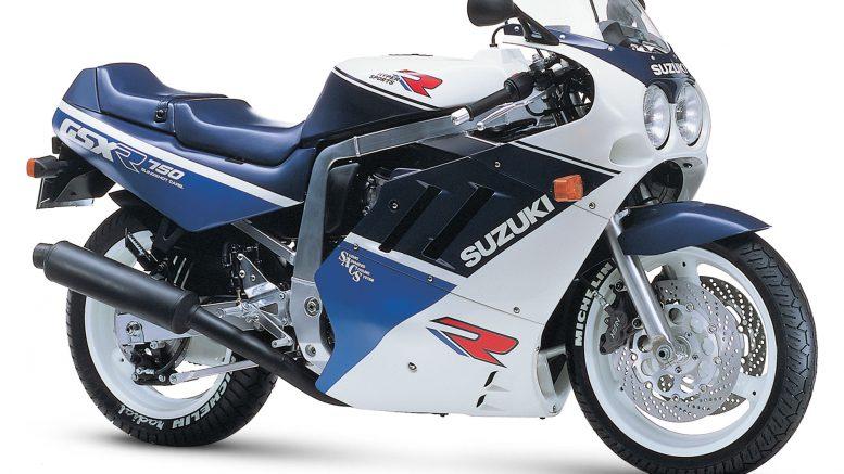Suzuki GSX-R 750 1988 Service Manual