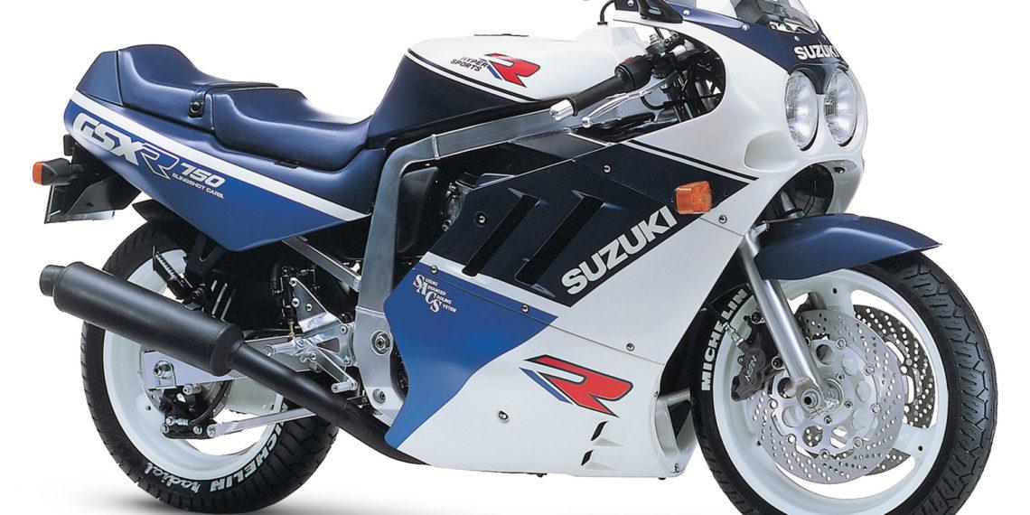 Suzuki GSX-R750 1988 Specifications