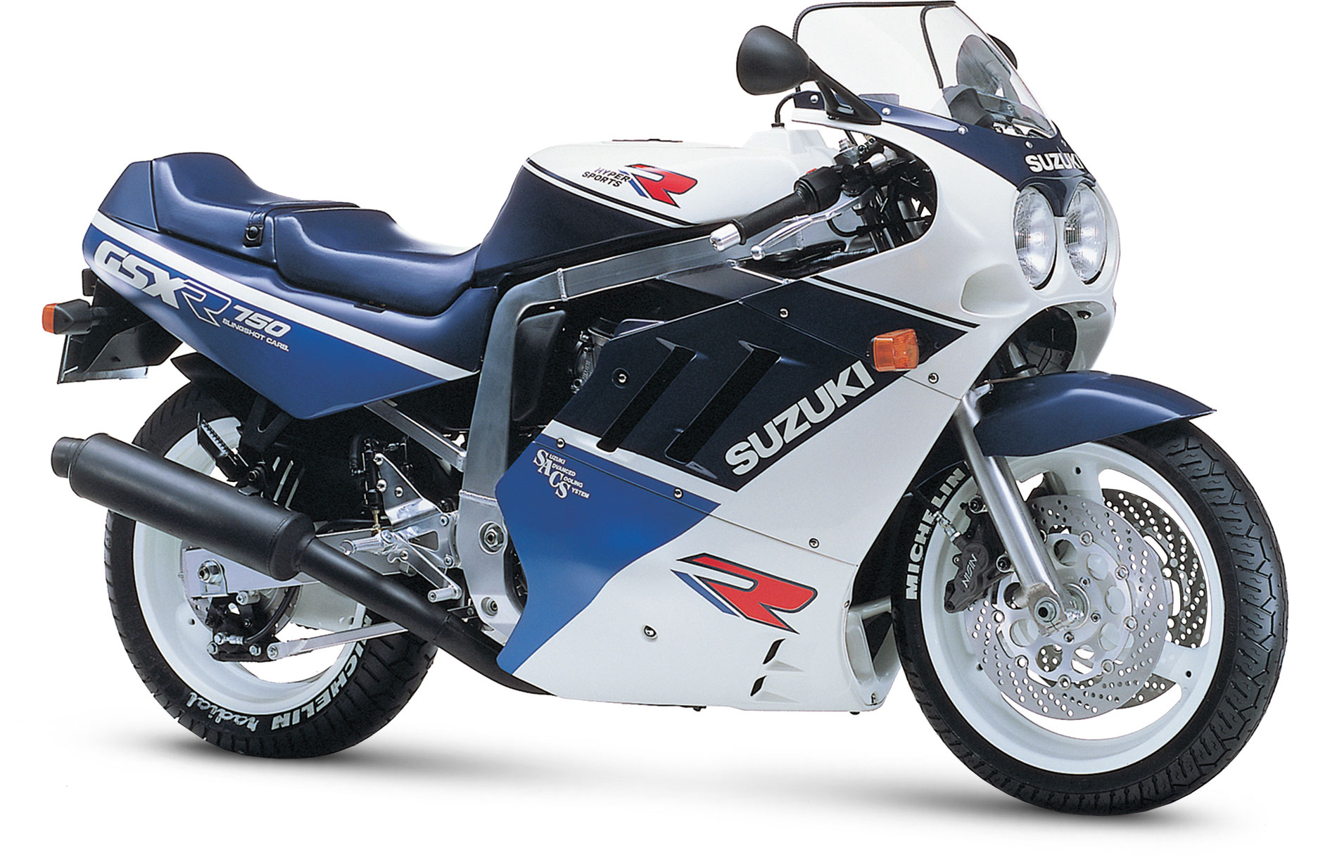suzuki gsx r 750 1988 news information and specifications of suzuki motorcycles. Black Bedroom Furniture Sets. Home Design Ideas