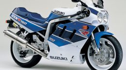 Suzuki GSX-R 750 1990 Service Manual