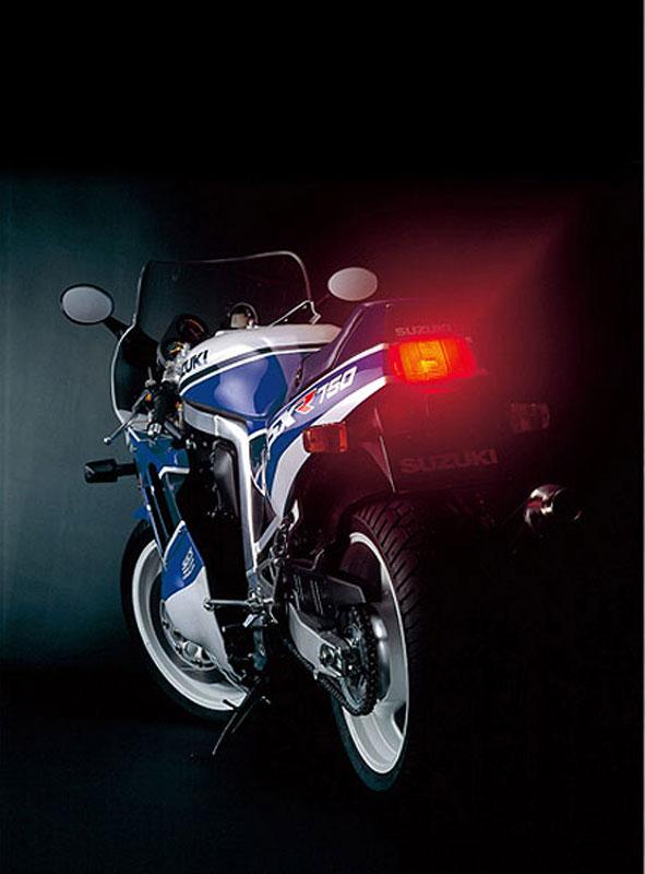 Suzuki GSX-R750 1990 Specifications