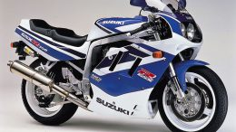 Suzuki GSX-R 750 1991 Service Manual