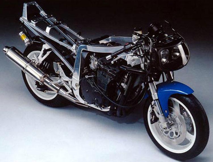 Suzuki GSX-R750 1991 Specifications