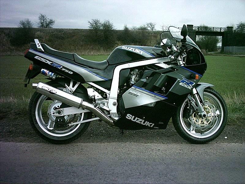 Suzuki Gsx R Specifications