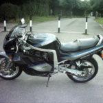 Suzuki GSX-R 750 1991 datasheet