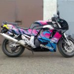 Suzuki GSX-R750 1992 Specifications