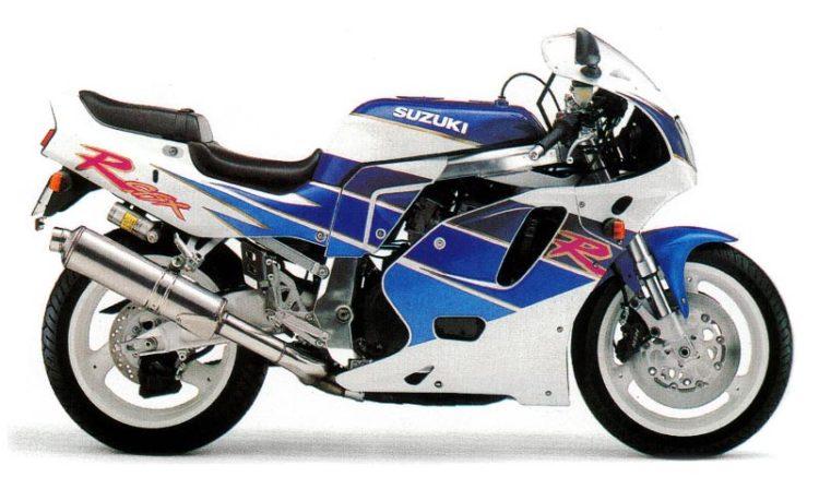 Suzuki GSX-R750 1992 USA version Specifications