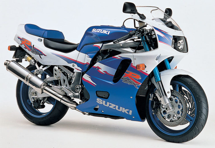 Suzuki GSX-R750 1994 Specifications