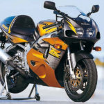Suzuki GSX-R750 1996 Specifications