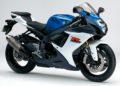 Suzuki GSX-R750 2012 Specifications