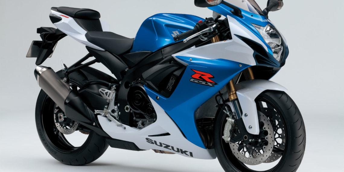 Suzuki GSX-R750 2013 Specifications