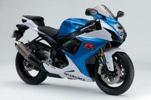 Suzuki GSX-R 750 2013 datasheet
