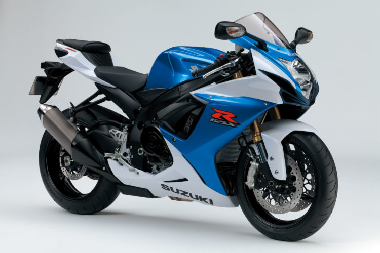 Suzuki GSX-R750 2013 Specifications