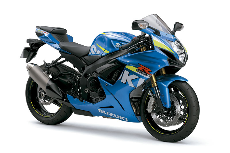 Suzuki GSX-R 750 2015 Service Manual