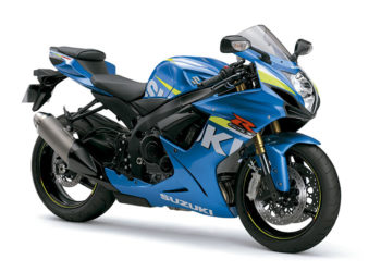 Suzuki GSX-R750 2015 Specifications