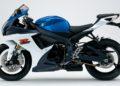 Suzuki GSX-R750 2011 Specifications