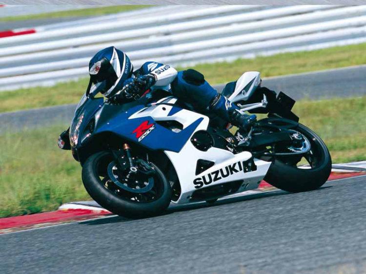 K5 Suzuki GSX-R 1000 2005 specifications