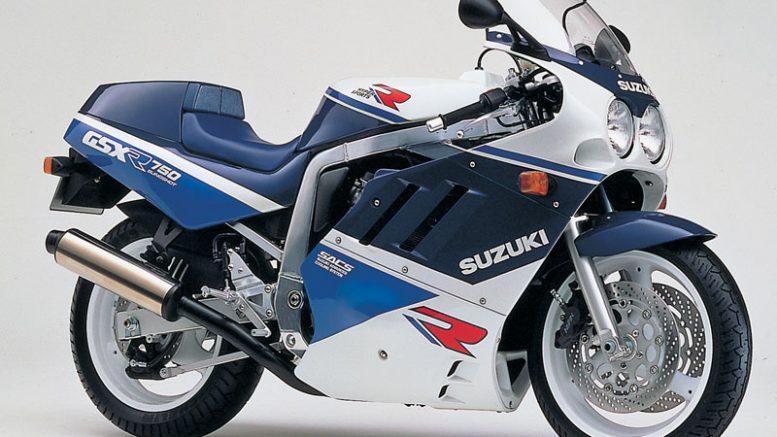Suzuki GSX-R 750 1989 Service Manual