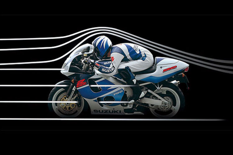 Suzuki GSX-R750 1998 Specifications