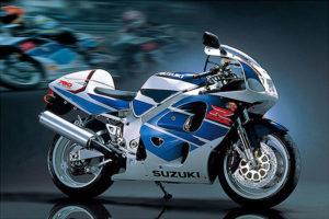 1996 Suzuki GSX-R 750 datasheet