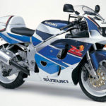 Suzuki GSX-R750 1997 Specifications