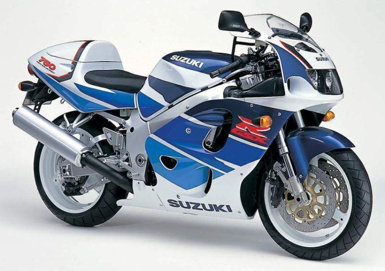 Suzuki GSX-R750 1997 Specifications