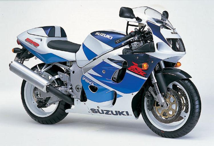 Suzuki GSX-R750 1998 Specifications