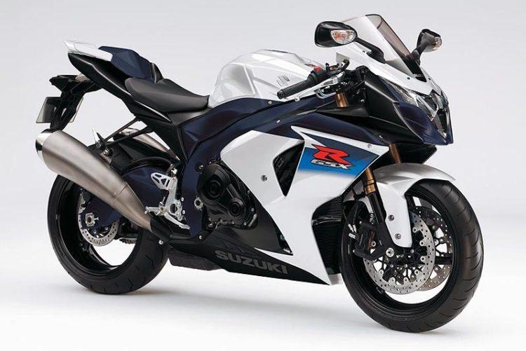 Suzuki GSX-R1000 2010 Specifications