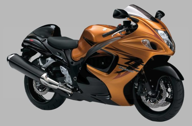 Suzuki GSX1300R Hayabusa 2009 Specifications