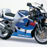 Suzuki GSX-R 750 1999 datasheet