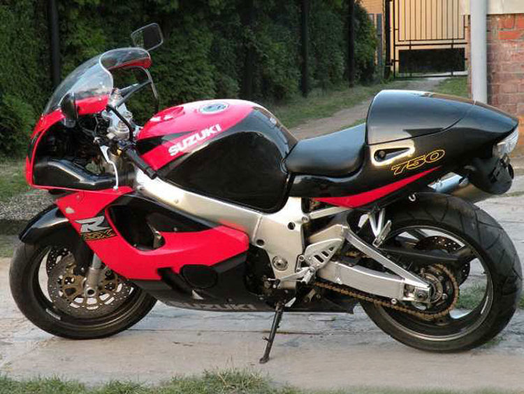 Suzuki GSX-R750 1999 Specifications