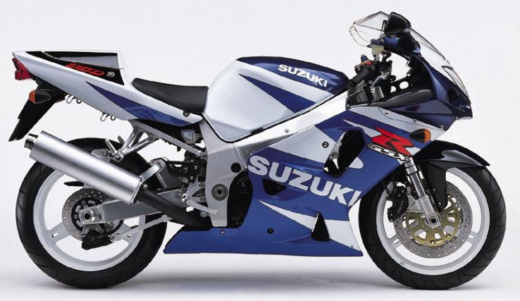 Suzuki GSX-R750 2001 Specifications