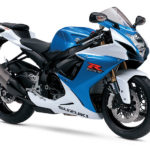 Suzuki GSX-R750 2014 Specifications