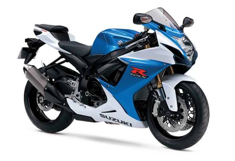 Suzuki GSX-R750 2014 Specifications