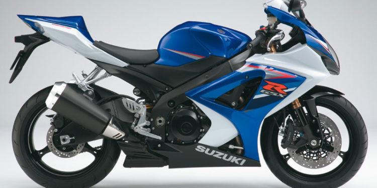 Suzuki GSX-R1000 2007 Specifications