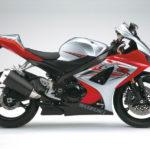 K7 Suzuki GSX-R 1000 2007 datasheet