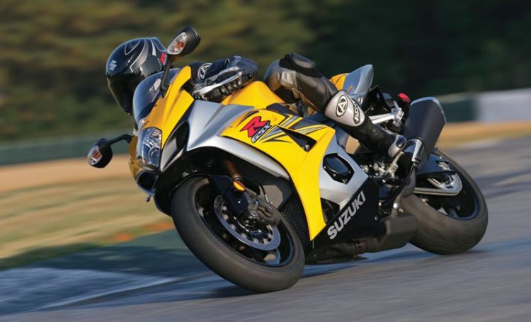 Suzuki GSX-R1000 2007 Specifications