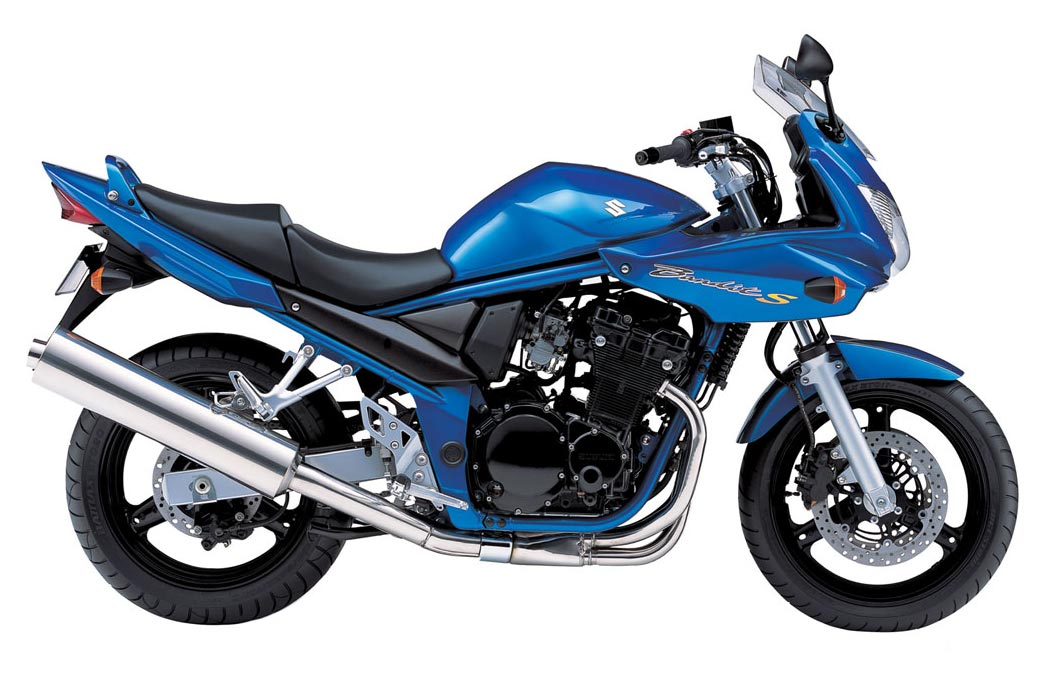 Suzuki Bandit gsf 250 Sevice manual