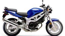 Suzuki SV650 1999