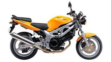 Suzuki SV650 2001