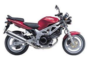 Suzuki SV650 2002