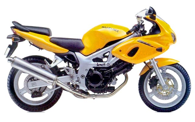 Suzuki SV650S 1999