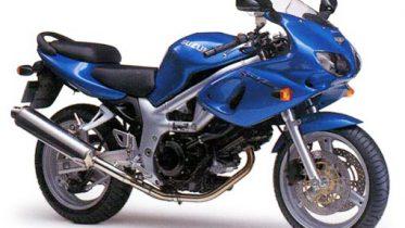 Suzuki SV650S 2000