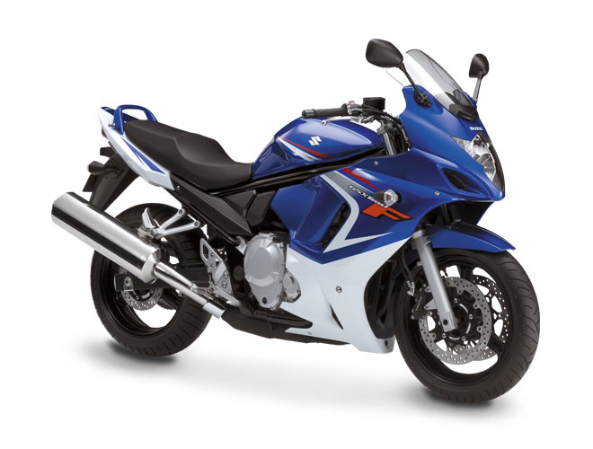 Suzuki GSX650F 2008 service manual