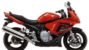 Suzuki GSX650F 2009 service manual