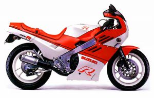 1986 Suzuki GSX-R 400 Service Manual